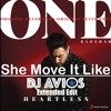 She Move It Like (DJ AVIOS Extended Edit)