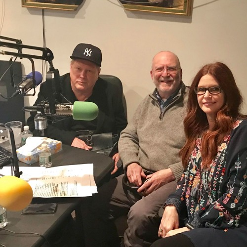 "Darrell Hammond of SNL and director Michelle Esrick on their documentary ""Cracked Up."" (12/12/18)"