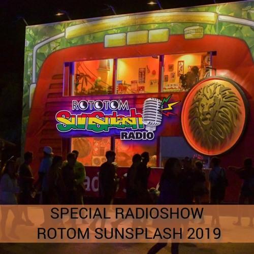 Special Radioshow - Rototom Sunsplash 2019
