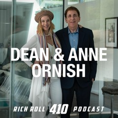 Dr. Dean & Anne Ornish: The Power of Lifestyle Medicine To Undo Disease & Live Better