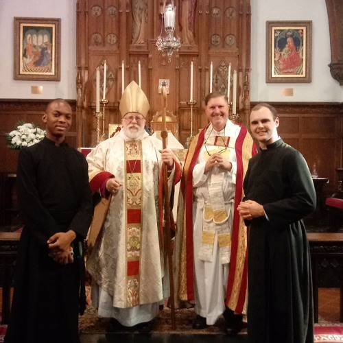 Bishop Dietsche's Sermon, Christ The King, 11-25-18
