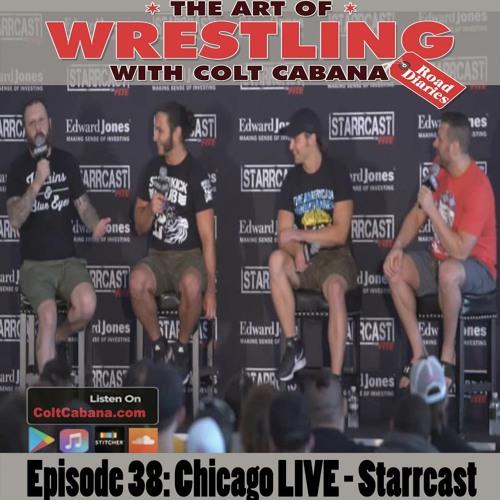 38. Chicago LIVE - Starrcast