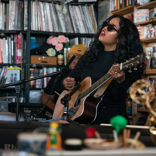 Hard Place (NPR Tiny Desk Concert) - H.E.R.