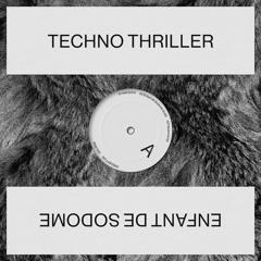 Premiere: Techno Thriller – Dark Ages [Unknown Precept]