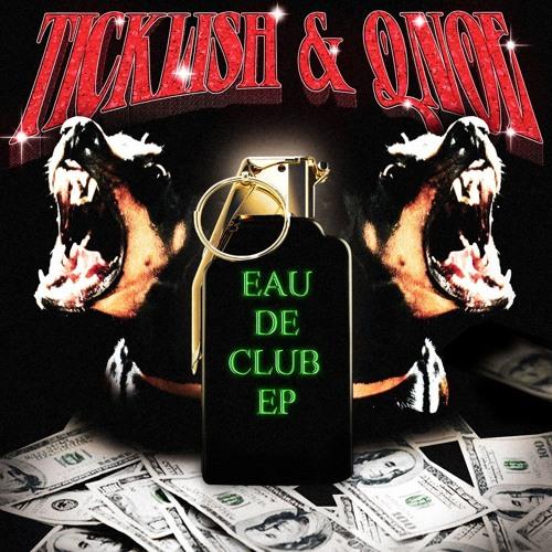 Ticklish & Qnoe - Blue Fingers [Eau De Club EP]