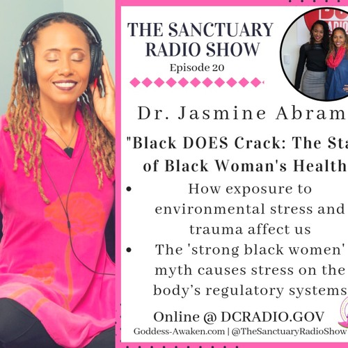 Episode 20: Yes, Black DOES Crack: The State of Black Women's Health