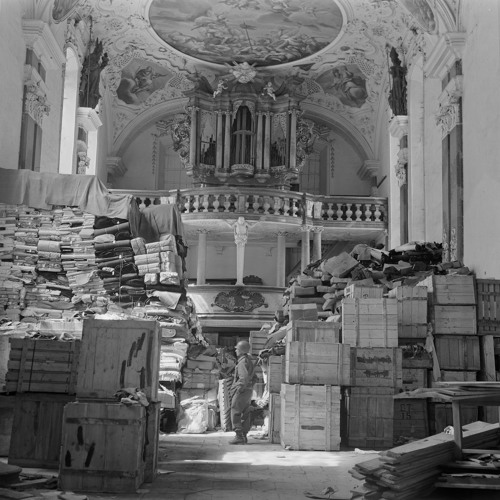 Nazi-Era Spoliation Research at the British Library