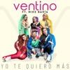 Ventino Ft Mike Bahía - Yo Te Quiero Más Remix Portada del disco