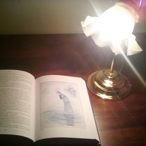 Čtení pod lampou -10- Zázračný ostrov 2018-12-12