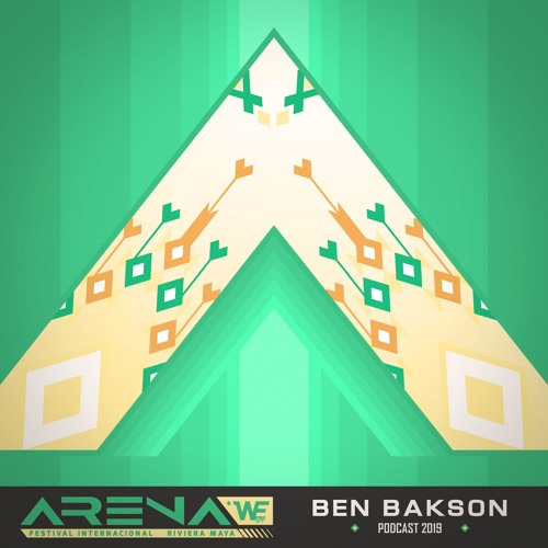Ben Bakson - ARENA Festival 2019 (Podcast 4)