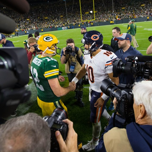The Athletic Bears Podcast - Packers stand in the way of an NFC North crown