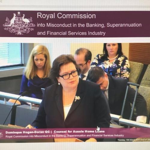 SA Bar Association - Royal Commissions, 20 March 2018