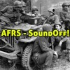 """AFRS - """"SoundOff"""" - with Harry Von Zell - Top 4 Songs... Circa 1942-43"""