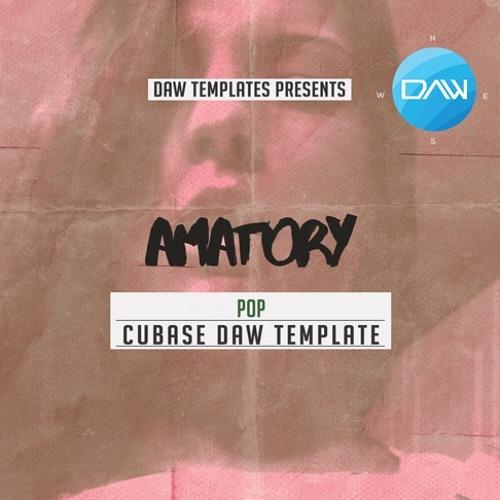 Amatory Cubase Daw Template