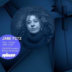 Jane Fitz - 13th December 2018