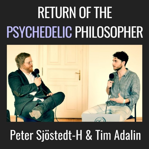 E19| The Psychedelic Philosopher Returns, with Peter Sjöstedt-H