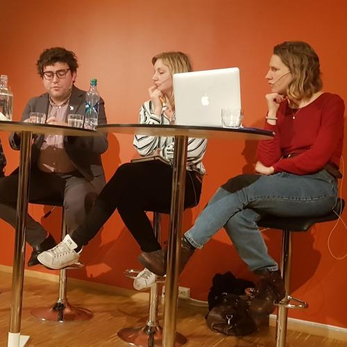 Radio Røyst #13: Slippfest med Jacobin, Klassekampen og Manifest