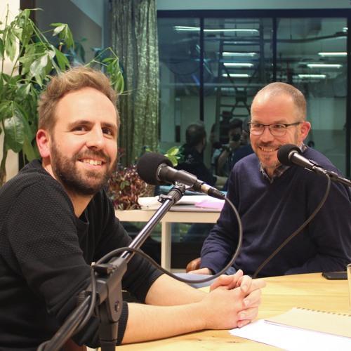 Arnout Vandenbossche en Wim Lockefeer over zelfsturende teams en project management