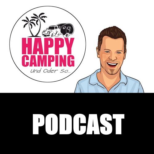 HAPPY CAMPING Podcast - Folge 2 | Die erste Ausfahrt mit dem Wohnwagen