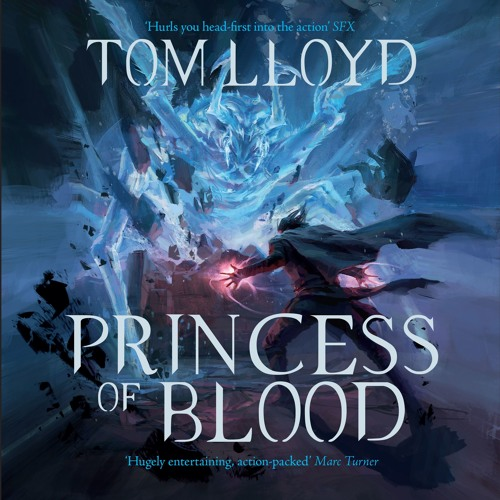Princess of Blood by Tom Lloyd, read by Jay Villiers