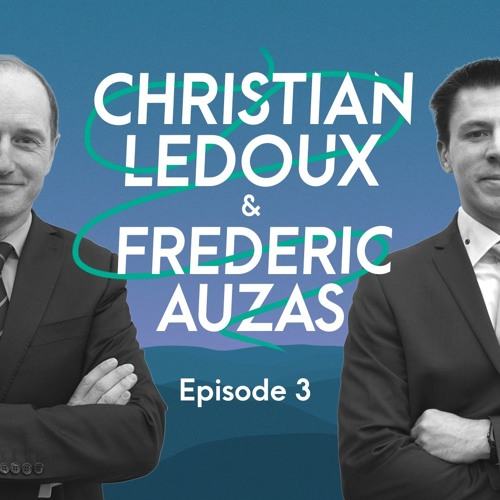 A Drive With #3 - Tailoring Mobility Services with Christian Ledoux & Frédéric Auzas