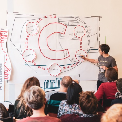 Session 5: Unlearning Art Economy with Centre for Plausible Economies: Kathrin Böhm and Kuba Szreder