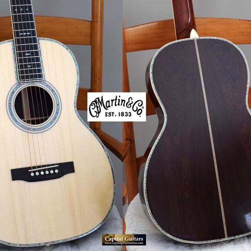 Martin Custom 00 - 45 1674509 Ch2