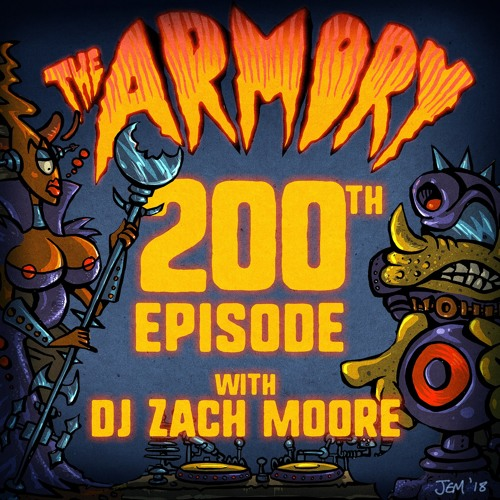 DJ Zach Moore - Episode 200