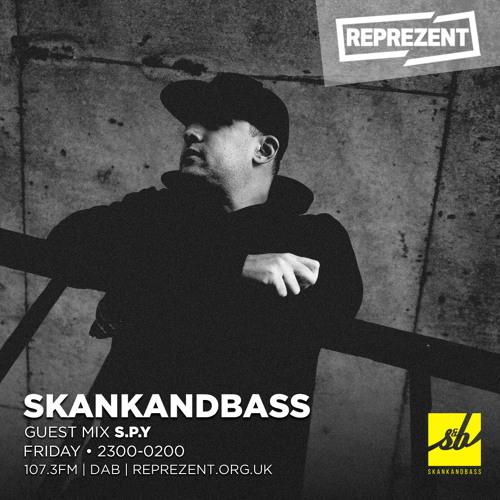 Skankandbass — Reprezent (DJ S.P.Y Guest Mix) (14-12-2018)