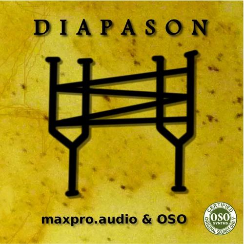maxproaudio & OSO, Diapason, Jazz Funk