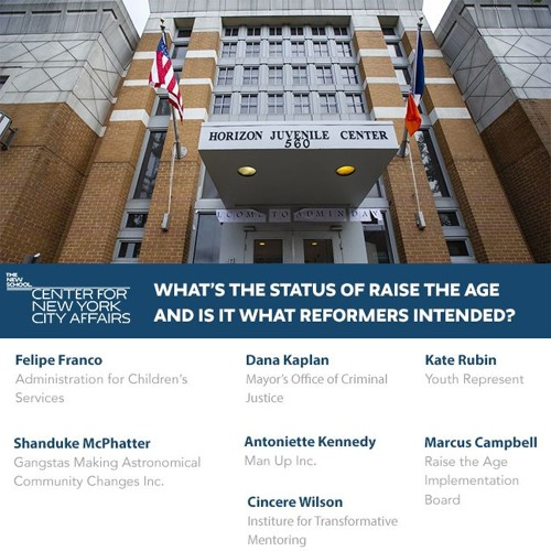 What's the Status of Raise the Age and Is It What Reformers Intended?