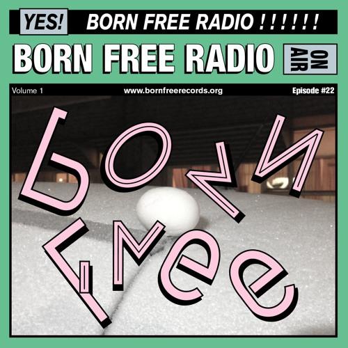 BORN FREE Radio - 22 - Chris Bowen
