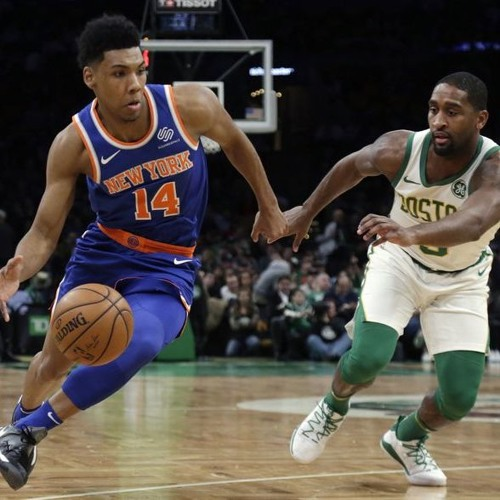Slam City S2 E2 - Where do the Knicks go after signing Allonzo Trier?