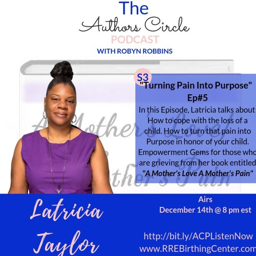 Turning Pain Into Purpose S3 Ep#5