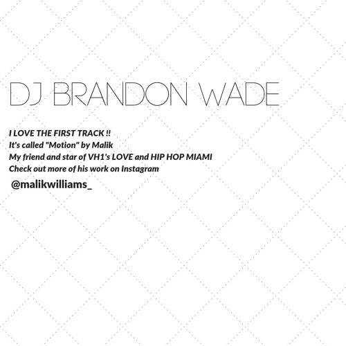 Uptempo RnB Mix with Sexy mashups (clean) by DJ Brandon Wade