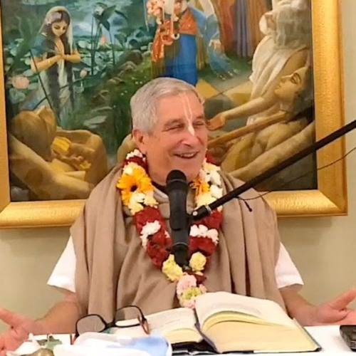 Śrīmad Bhāgavatam class on Fri 14th Dec 2018 by HG Deena Bandhu Prabhu 4.18.1-3