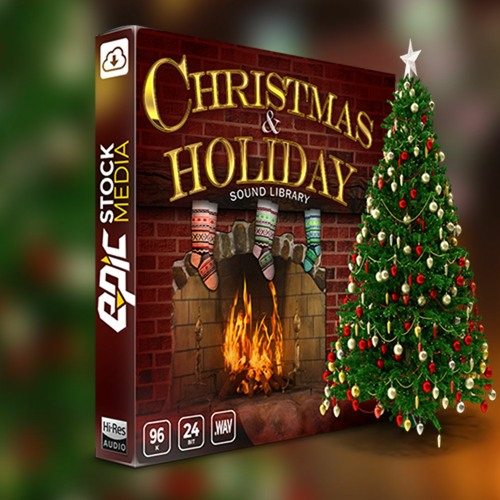 Christmas & Holiday Sound Effects Library