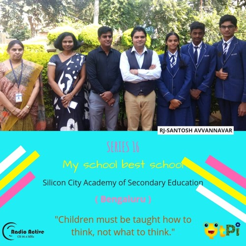 My School Best School Series 16-Silicon City Academy Of Secondary Education