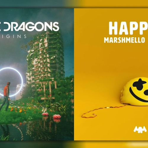 Bad Liar & Happier - Mashup of Imagine Dragons / Marshmello /Bastille