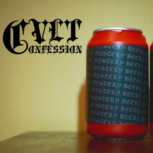 Cvlt Confession - Mystery Beers