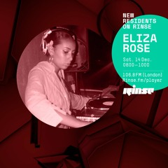 Eliza Rose - Saturday 15th December 2018