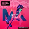 David Guetta & Martin Garrix & Brooks x Chris Brown - Like I Do vs. 17 vs. 3x Yeah (WeDamnz Mashup)