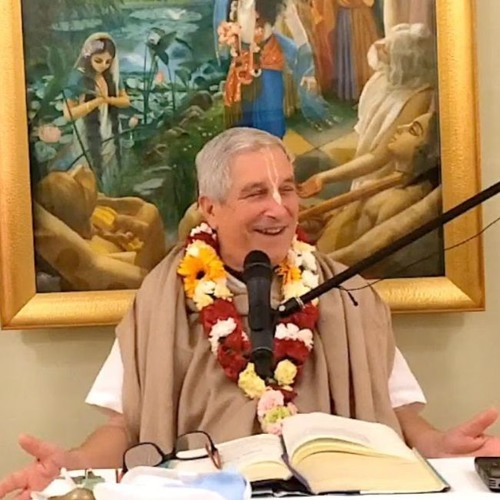Śrīmad Bhāgavatam class on Sun 16th Dec 2018 by HG Deena Bandhu Prabhu 4.18.5