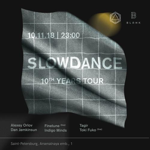 Toki Fuko (live) - Slowdance 10yrs - St.Petersburg at Blank
