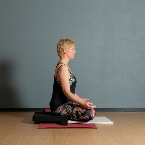 Opbouw Meditatie houding