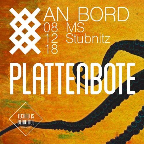 PLATTENBOTE // Audiofolio