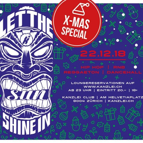 LET THE SUNSHINE IN X-Mas Mix 2018