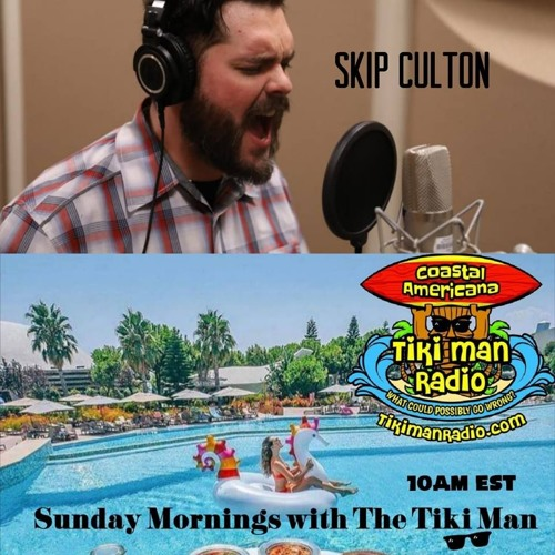 Skip Culton Stopped By Sunay Mornings With The Tiki Man December 16, 2018