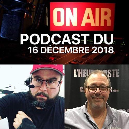 LHJDC - Discussion avec Daniel et Franck (16 décembre 2018)