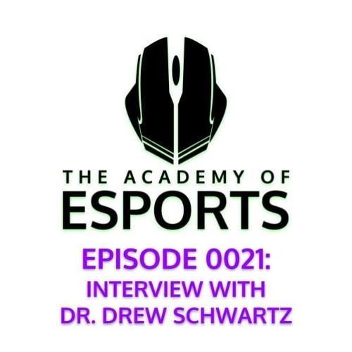 Episode 0021: Interview with Dr. Drew Schwartz